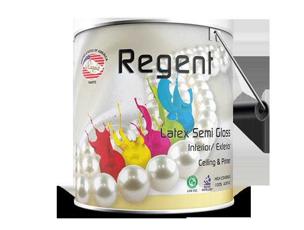 Regent Paints Inc